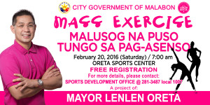 mass exercise 2016